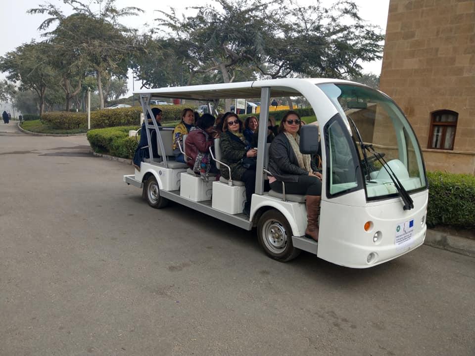 Club Bus Tour