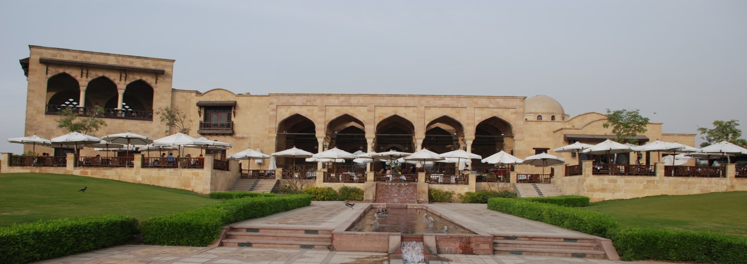 Citadel view restaurant
